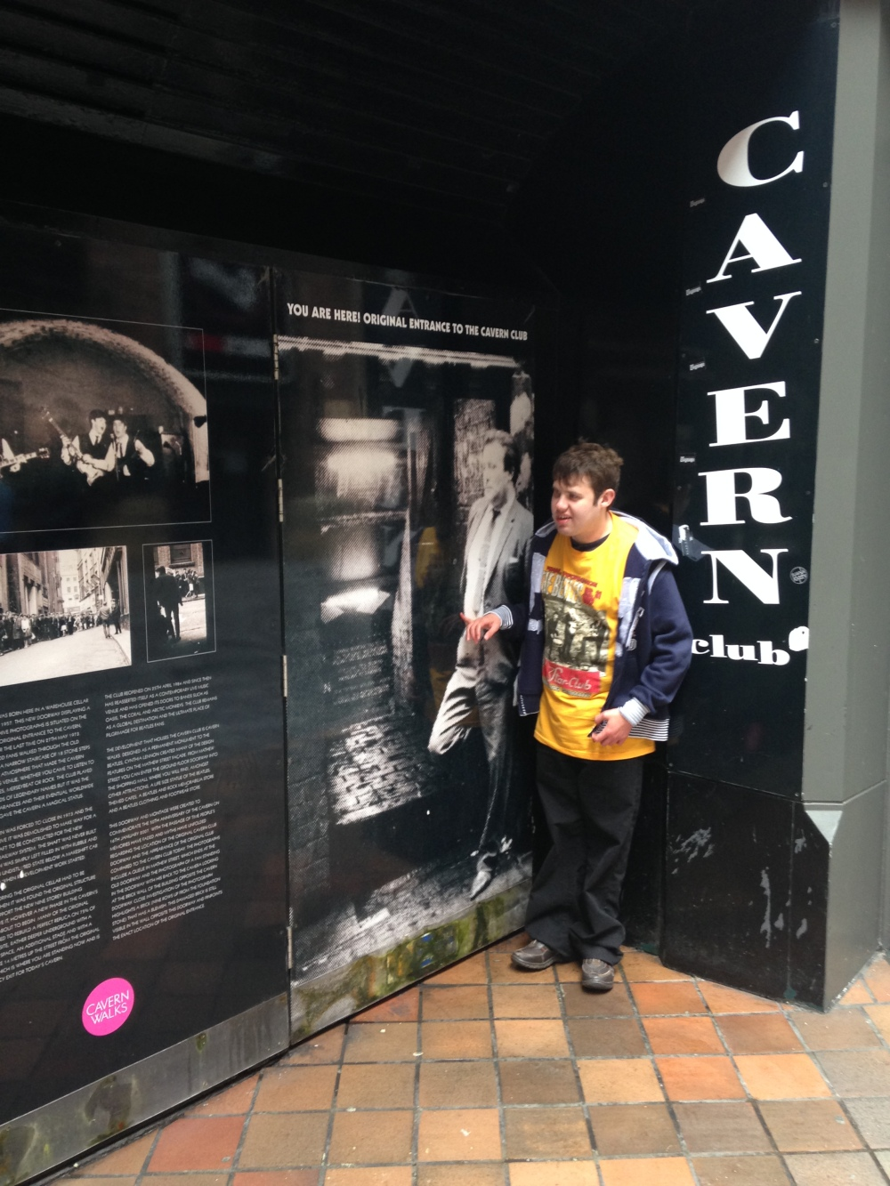 Liverpool Cavern Club 1d