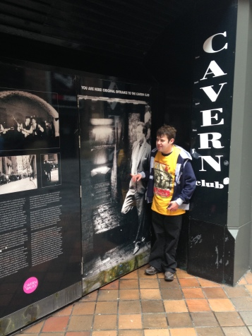 Liverpool Cavern Club 1d