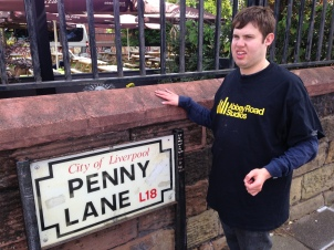 Liverpool Penny lane 5g